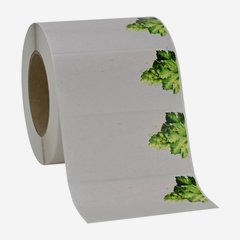 Label 114x55mm, white grape