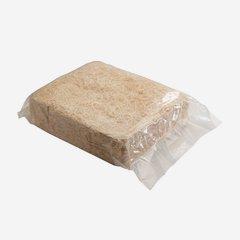 Excelsior medium fine, natural, 2,5 kg in PE-sack