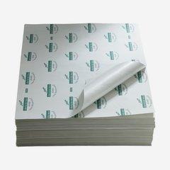 "Fat resistant wrapping paper""Leben mit der Natur"""