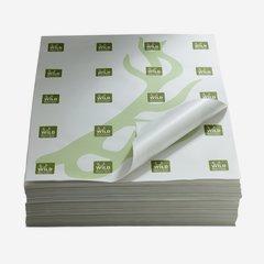"Fat resistant wrapping paper""Wild aus meinem.."""