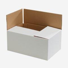 Packaging cardboard box for 6x 0,75l wine bottle