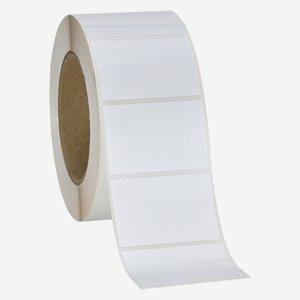 Label 60x40mm, white