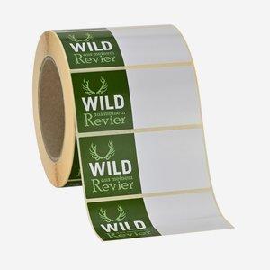 """label """"Wild aus meinem Revier"""""""