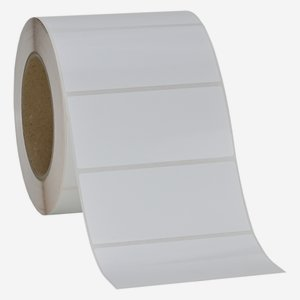 Label 99x45mm, white