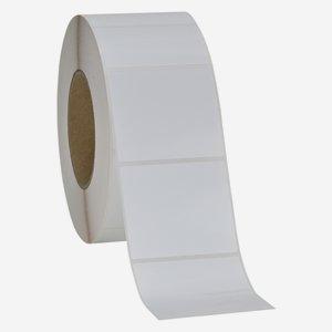 Label 60x70mm, white