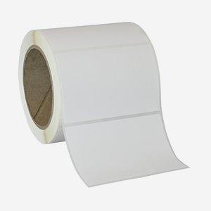 Label 65x99mm, white mat