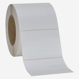 Label 70x100mm, white
