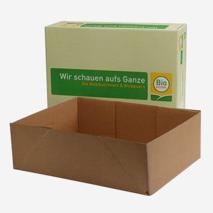 "Cardboard with lid ""BIO AUSTRIA"""
