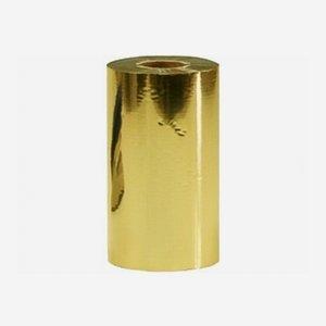 Printer ribbon 109mm x 300m for SX/572, gold