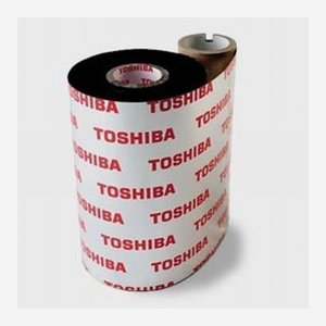 Printer ribbon 110mmx600m, EX4T2, black RG2 B110A