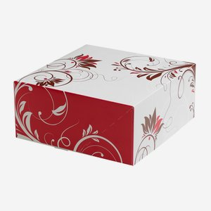 Cake cardboard box small