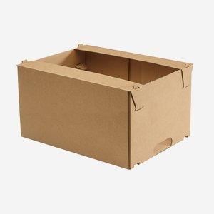 Harvest cardboard box 10kg, stackable