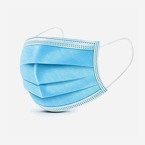 MNS breathing mask 3-ply EN14683 certified