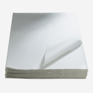 greaseproof paper, 50g/m², unprinted