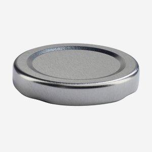Twist Off Cap, ø48mm, silver