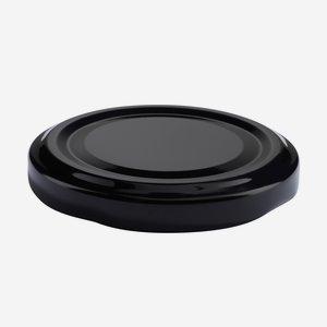 Twist Off Cap, ø58mm, black
