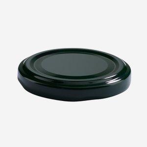 Twist Off Cap, ø58mm, green, C863