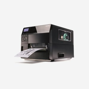 Toshiba B-EX6T1 Thermal transfer printer 300 DPI
