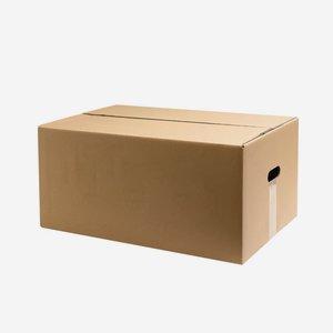 Transport cardboard box