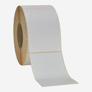 Label 99x147mm, white