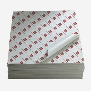 "Fat resistant wrapping paper""Genussregion"""