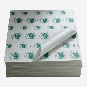 "Fat resistant wrapping paper""Gutes vom Bauernhof"""