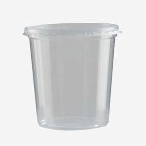 Deli container 500ml, Ø 100/76 mm, H 100 mm