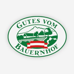 """sign """"Gutes vom Bauernhof"""""""