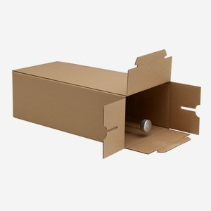 Packaging carton for 6 bottles Pla-350