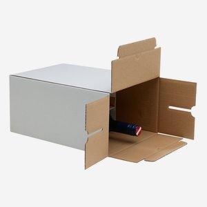 """Packaging carton for 6 """"Wine bottles Steiermark"""""""