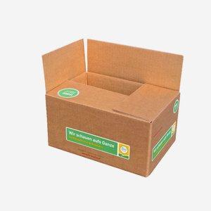 "Cardboard ""BIO AUSTRIA"" mini"
