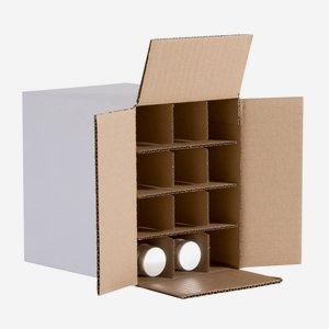 Packaging carton for 12 x DOR-100H & DOR-100DEE