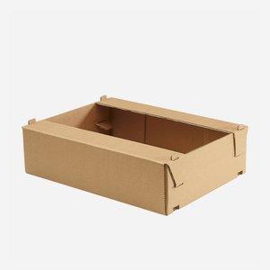 Harvest cardboard box 2kg, stackable