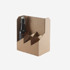 Cardboard carrier for 6 x BBF-337/500/507