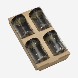 Turning insert for 4 Factum Jars Fac-192