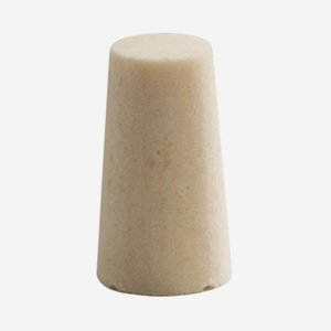 Conical cork, 22x12/9mm