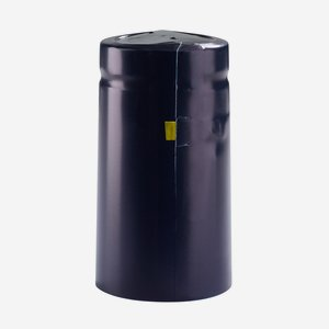 Shrink capsule ø31 x H60mm, blue
