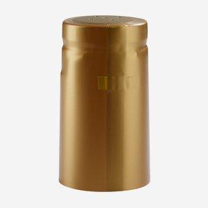 Shrink capsule ø31 x H60mm, gold