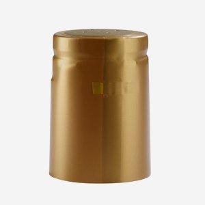 Shrink capsule ø31 x H42mm, gold