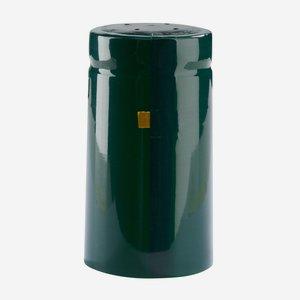 Shrink capsule ø31 x H60mm, green