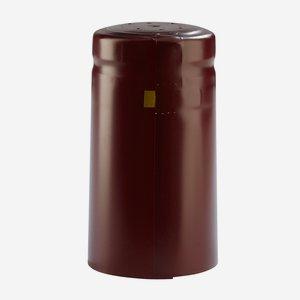 Shrink capsule ø31 x H60mm, red