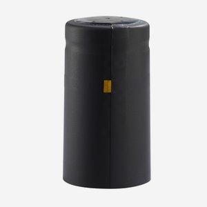 Shrink capsule ø31 x H60mm, matt black