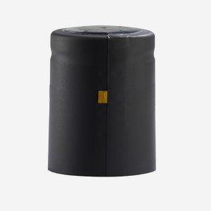 Shrink capsule ø31 x H42mm, matt black
