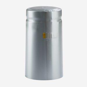 Shrink capsule ø31 x H60mm, silver