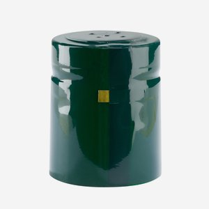 Shrink capsule ø35 x H45mm, green