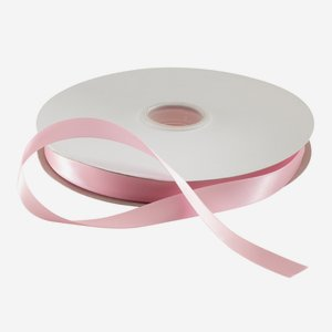Satin ribbon pink, suitable for hot-foil stamping