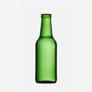 Bottle Styria 250ml, green, finish: Rical