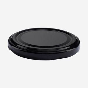 Twist Off Cap, ø66mm, black