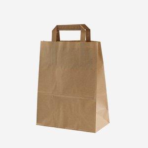 Carrier bag brown, neutral