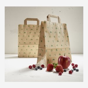 "Carrier bag ""Spezialitäten"" (specialties)"